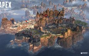 Picture the city, base, Apex Legends
