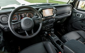 Picture the wheel, pickup, dashboard, Rezvani, 2020, Hercules 6x6