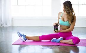 Picture fitness, yoga, sportswear
