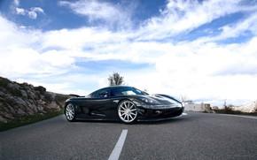 Picture supercar, convertible, Koenigsegg ccx products