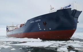 Picture Sea, Tanker, Кирилл Лавров, Приразломное