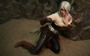 Picture Girl, cosplay, cosplay, Character, The Witcher 3: Wild Hunt, The Witcher 3: Wild Hunt, CRIS, …