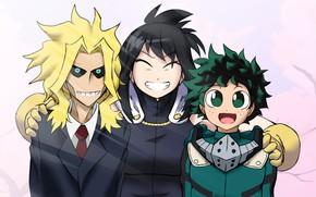 Picture Almighty, My Hero Academia, Boku No Hero Academy, Midori Isuku, My Hero Academy, one for …