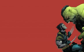 Picture Wolverine, Logan, Comic, Claws, Hulk, Hulk, Wolverine, Logan, Marvel, Marvel Comics, Comics, Marvel, Comics, James …
