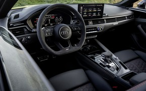 Picture Audi, coupe, salon, RS 5, 2020, RS5 Coupe