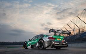 Picture BMW, DTM, 2019, Silhouette prototype, BMW M4 DTM (F82), Antichri