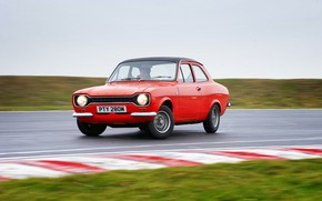 Picture ford, escort, 1974