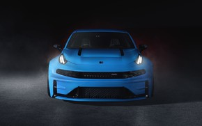 Picture Concept, front view, 2019, LYNK&CO, Lynk & Co, 03 Cyan