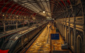 Picture England, Westminster, Paddington
