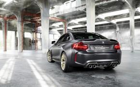 Picture BMW, rear view, 2018, F87, M2, M2 M Performance Parts Concept