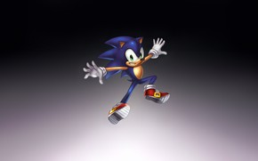 Picture Fantasy, Art, Style, Background, Sonic, Illustration, Minimalism, Supersonic, Character, Game Art, Nick Savino