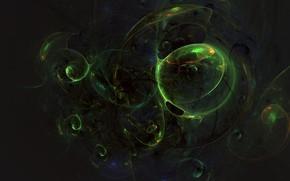 Picture abstact, fractal, fractal art, fraktaali