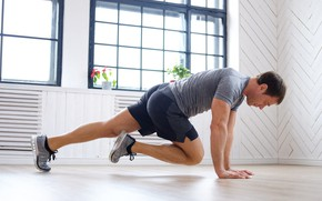 Picture home, workout, fitness