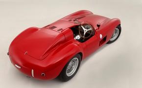 Picture Maserati, Classic, Classic car, 1955, Sports car, Maserati 300S