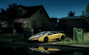Picture Lamborghini, NFS, Murcielago, Electronic Arts, Need For Speed, Need For Speed 2015