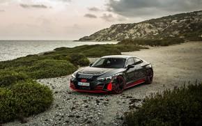 Picture Audi, coast, coupe, 2020, RS e-Tron GT Prototype