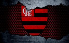 Picture wallpaper, sport, logo, football, Flamengo