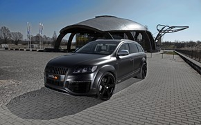 Picture Audi, TDI, 2012, Playground, V12, Quattro, SUV, Audi Q7, Fostla, Q7