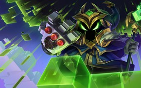 Picture weapons, character, League of Legends, League Of Legends, Veigar