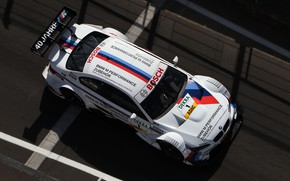Picture BMW, 2012, The view from the top, DTM, Silhouette prototype, BMW M3 DTM (E92)