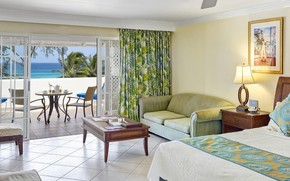 Picture room, interior, the hotel, Barbados, Resort, Turtle Beach, Elegant Hotel