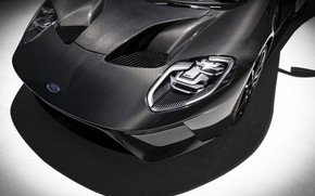 Picture lights, Ford, supercar, Ford GT, 2020, Liquid Carbon