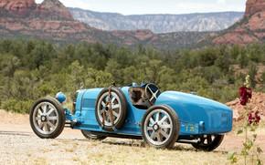 Picture Bugatti, Classic, Classic car, 1924, Type 35, Bugatti Type 35 Prototype