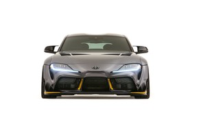 Picture Concept, Toyota, front view, Supra, 3000GT, 2019, GR Above, A90, SEMA 2019