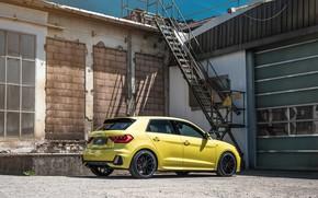 Picture Audi, hatchback, ABBOT, Audi A1, 2019