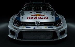 Picture Auto, Machine, WRC, Rally, Rendering, The front, Volkswagen Polo WRC, Transport & Vehicles, Ryan Giffary, …