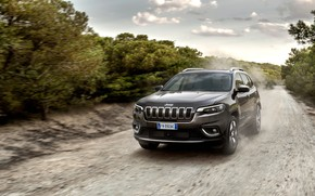 Picture 2018, Jeep, Cherokee, Limited, Jeep Cherokee, Jeep Cherokee Limited 2018