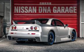 Picture nissan, GT-R, skyline, Nissan, nismo