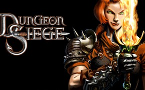 Picture game, the game, Action, RPG, dungeon siege, Lady Montbarron, Legends of Aranna, Kingdom of Ehb