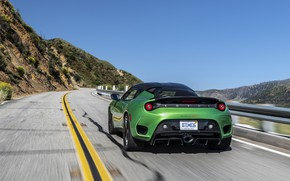 Picture Lotus, on the road, 2020, Evora GT