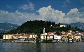 Picture Italy, lake Como, Lombardy, Bellagio