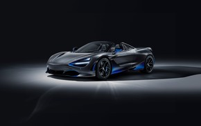 Picture machine, lights, McLaren, optics, sports car, drives, Spider, MSO, 720S