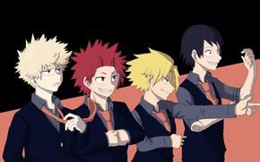 Picture guys, My Hero Academia, Boku No Hero Academy, My Hero Academy