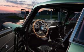 Picture Aston Martin, Salon, Classic, The wheel, 2018, Classic car, 1958, DB4, Sports car, Aston Martin …