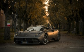 Picture beauty, alley, beauty, alley, sports coupe, The Pagani Wira, Pagani huayr BC, sports coupe, hyper …