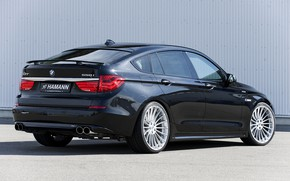 Picture BMW, spoiler, Hamann, 2010, Gran Turismo, 550i, 5, F07, 5-series, GT