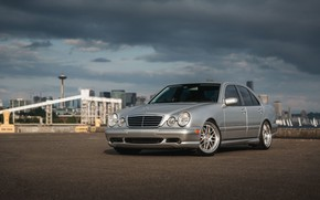 Picture AMG, W210, E55, Mercedec - Benz