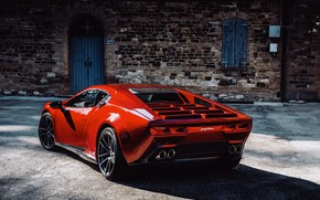 Picture coupe, shadow, V10, feed, De Tomaso Pantera, Hurricane, Lamborghini Huracan, 2020, two-door, Project1, Panther ProgettoUno, …