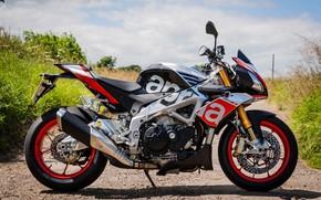 Picture photo, Motorcycle, Aprilia, Factory, Thunder, V4 1100, 2015-18