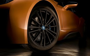 Picture Roadster, wheel, 2018, BMW i8
