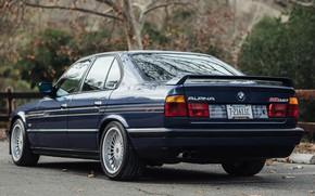 Picture BMW, E34, ALPINA, B10, BITURBO