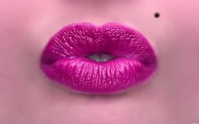 Picture style, lipstick, lips