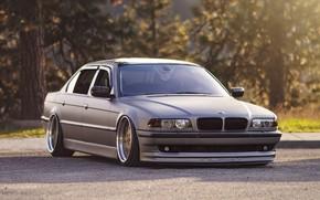 Picture BMW, E38, BMW E38, BMW 7-Series e38
