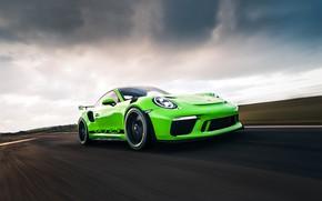 Picture Auto, The game, Porsche, Green, Machine, Track, Auto, Green, Porsche 911, Game, Game Art, 911 …
