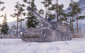 Picture tanks, World of Tanks, SU-130ПМ, IMBA