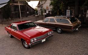Picture Chevrolet, Cars, Chevelle, Wagon